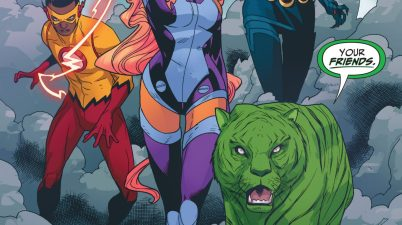 Teen Titans Vol 6 #4