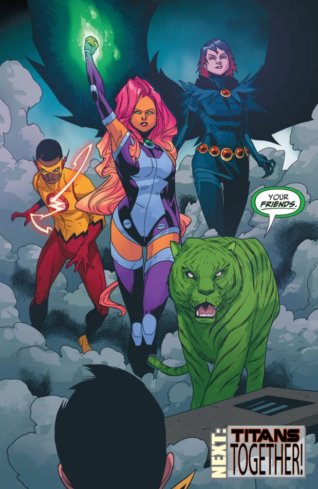Teen Titans Vol 6 #4