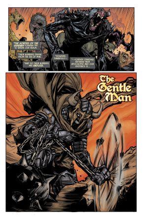 The Gentle Man (Rebirth)