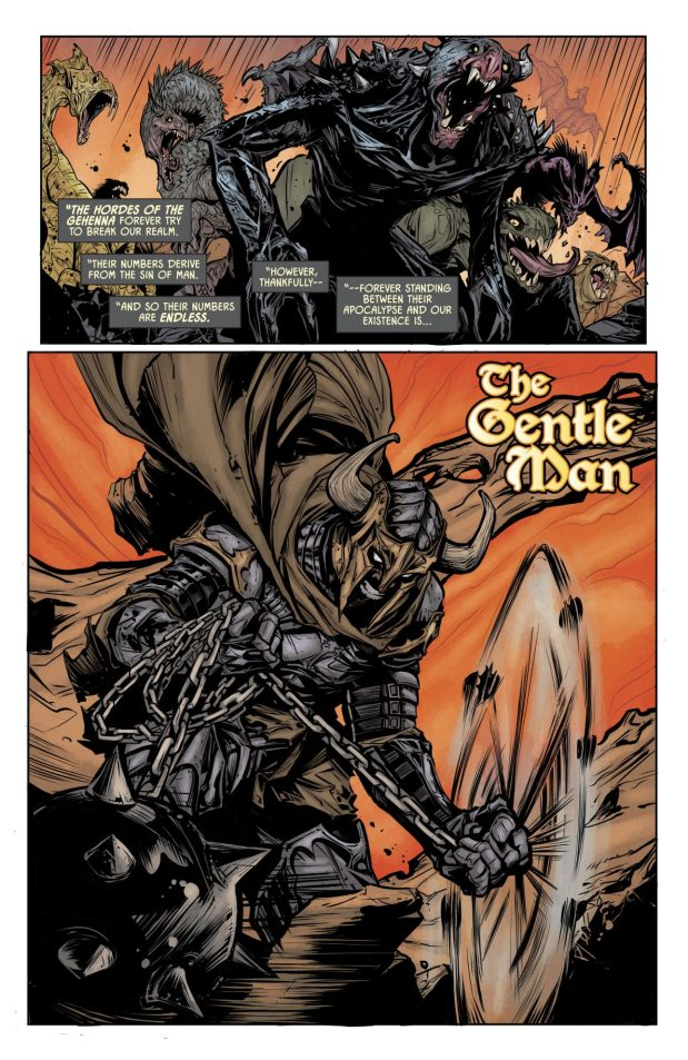The Gentle Man (Rebirth)
