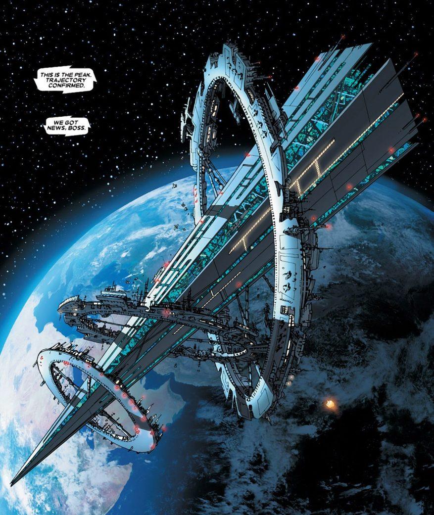 The Peak (Astonishing X-Men #13)