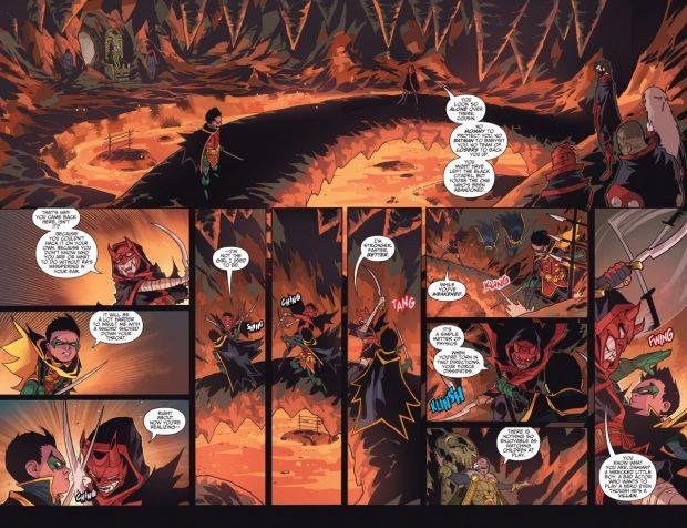 Trial By Combat Robin VS Mara