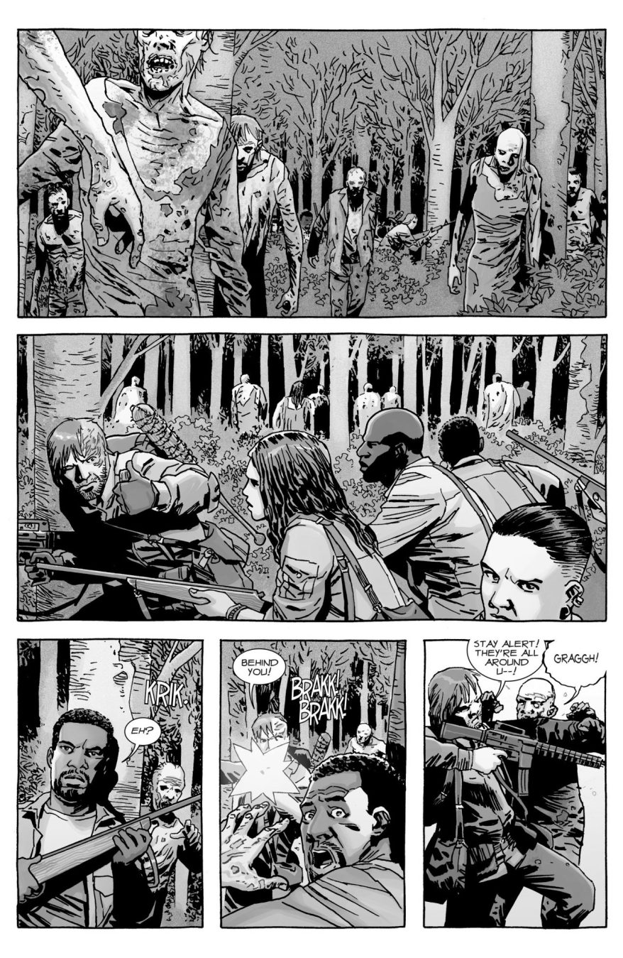 Why Dwight Is Using Lucille (The Walking Dead)