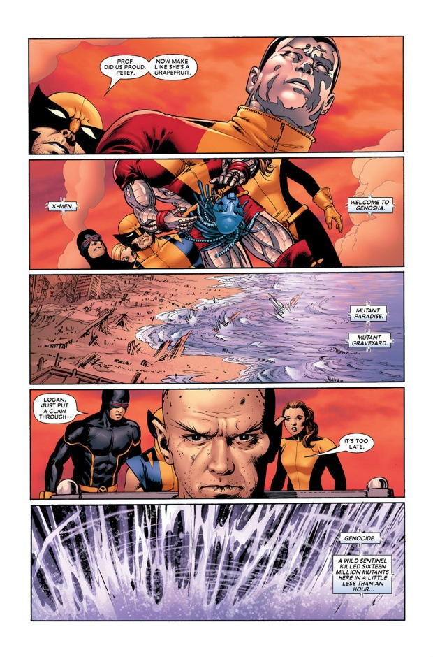 From - Astonishing X-Men Vol. 3 #11