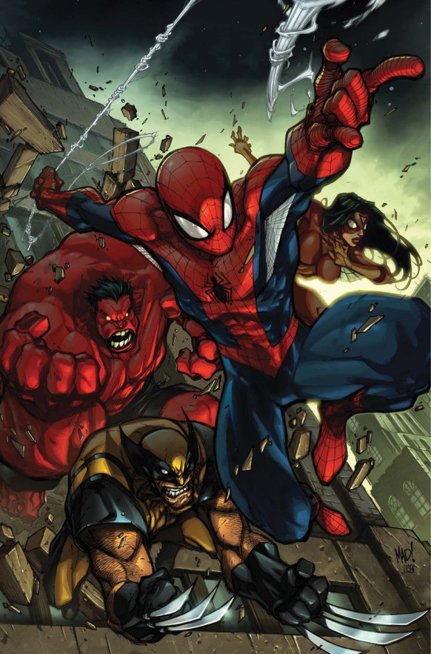 Avenging_Spider-Man_Vol_1