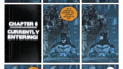 Batman And Swamp Thing (Rebirth)