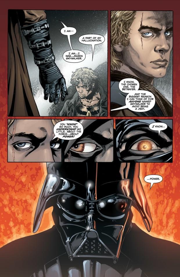 Cade Skywalker VS Darth Vader