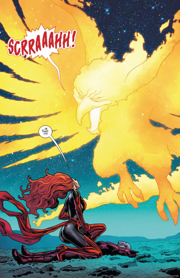 Cyclops And Jean Grey Reunion (Phoenix Resurrection)