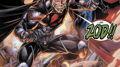General Zod (Action Comics #997)