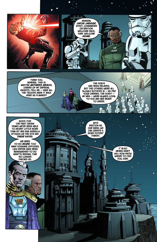 How Emperor Roan Fel Captured Bastion Comicnewbies