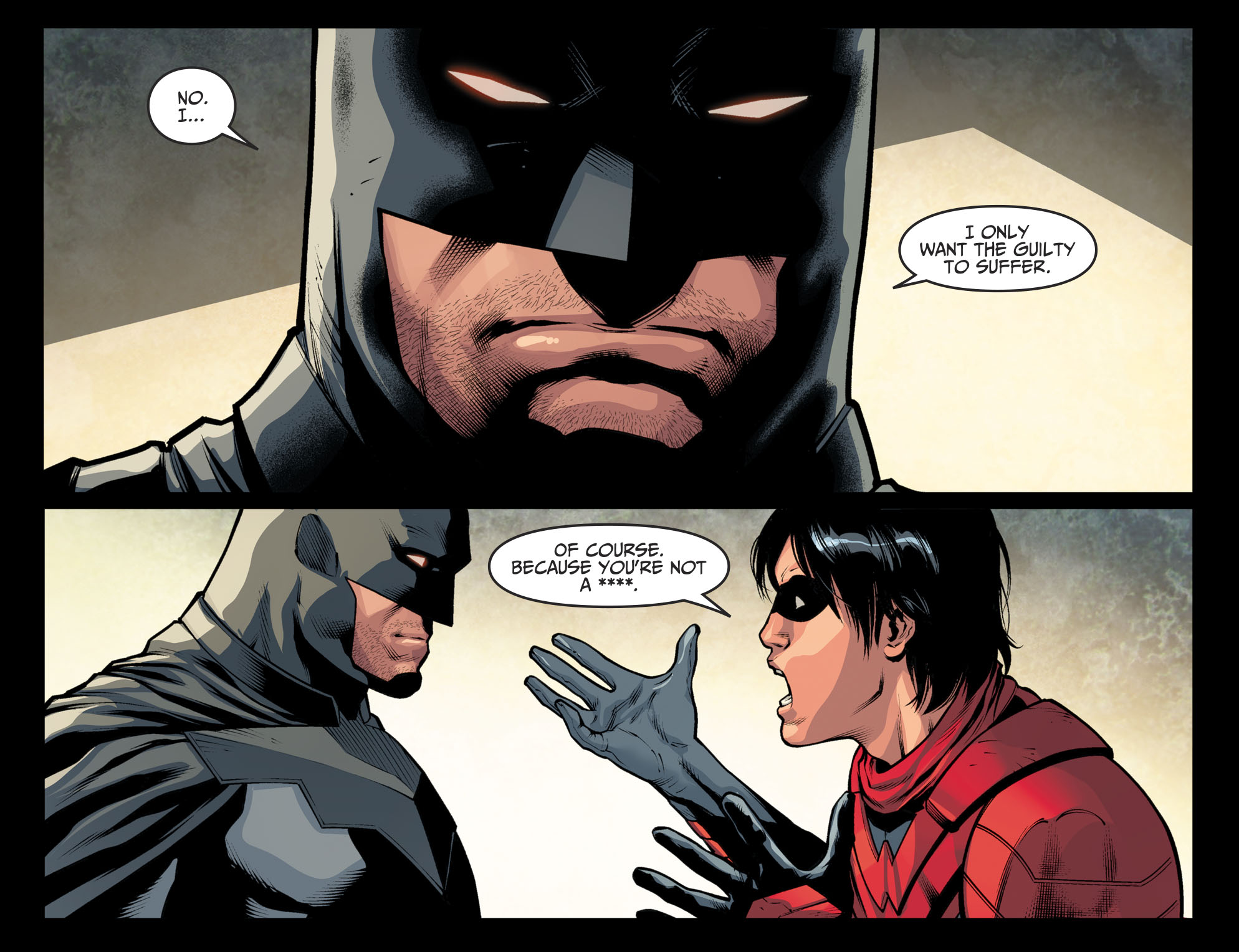 Jason Batman injustice Todd Fake The Is Ii Comicnewbies