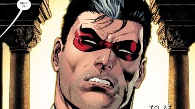 Jason Todd Is The Fake Batman (Injustice II)