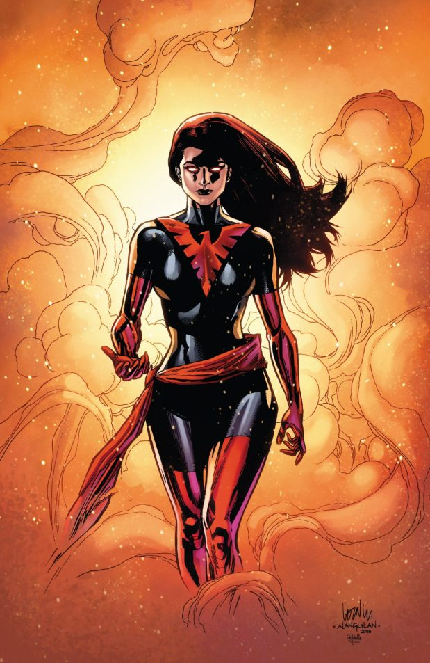 Jean Grey (Phoenix Resurrection #5)