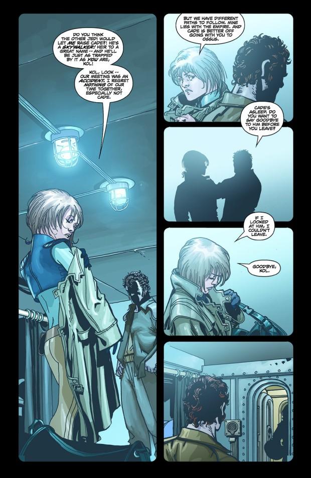 Morrigan Corde Is Cade Skywalker's Mother