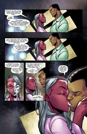 Simon Baz's One Night Stand With Liseth Vok