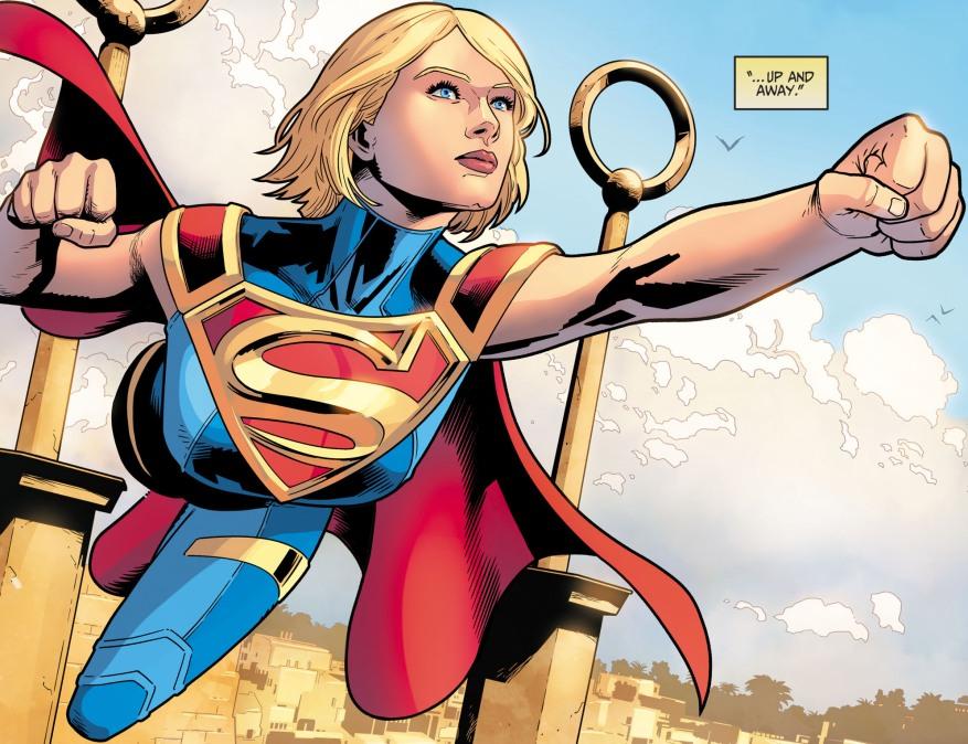 Supergirl (Injustice II #47)