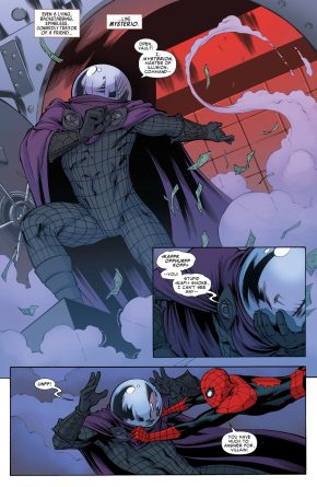 Superior Spider-Man VS Mysterion