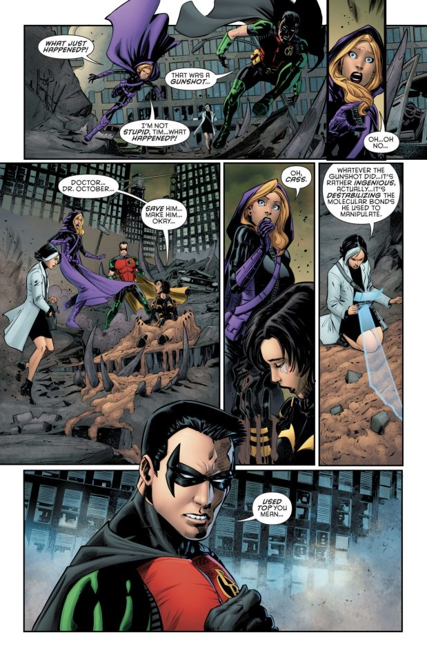Why Batwoman Killed Clayface