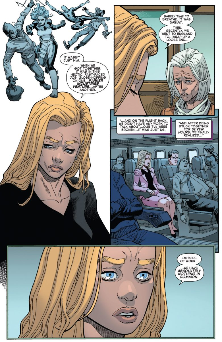 Why Spider-Man And Mockingbird Broke Up