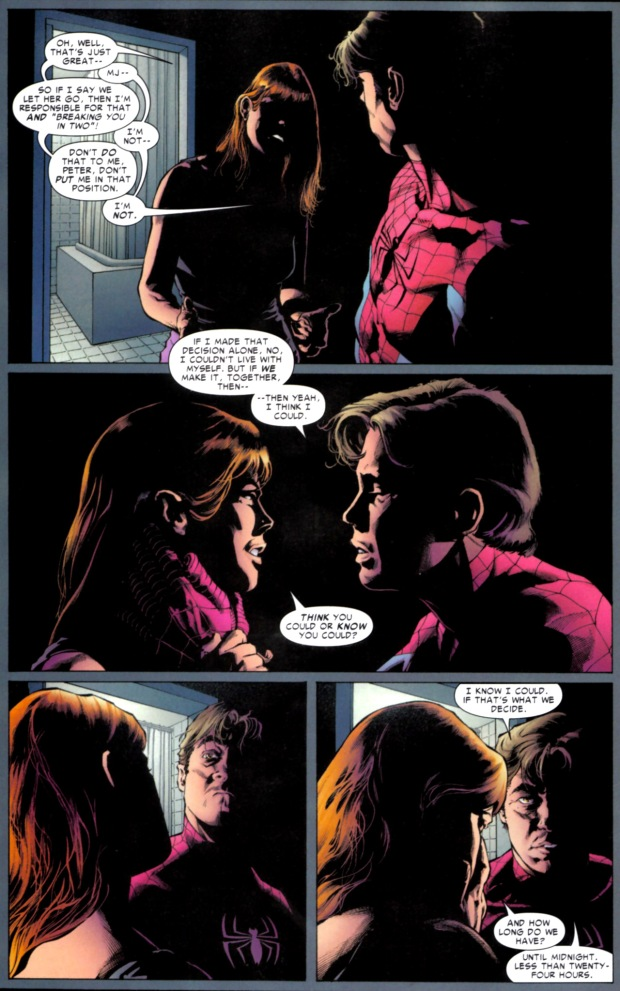 Why Spider-Man Made The Deal With Mephisto