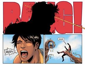 Animal Man Dies (Injustice II)