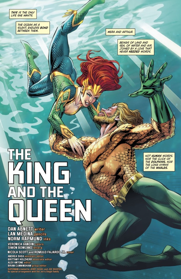 Aquaman (Mera – Queen of Atlantis #2)