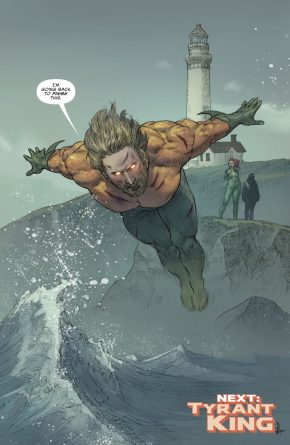Aquaman Vol 8 #33