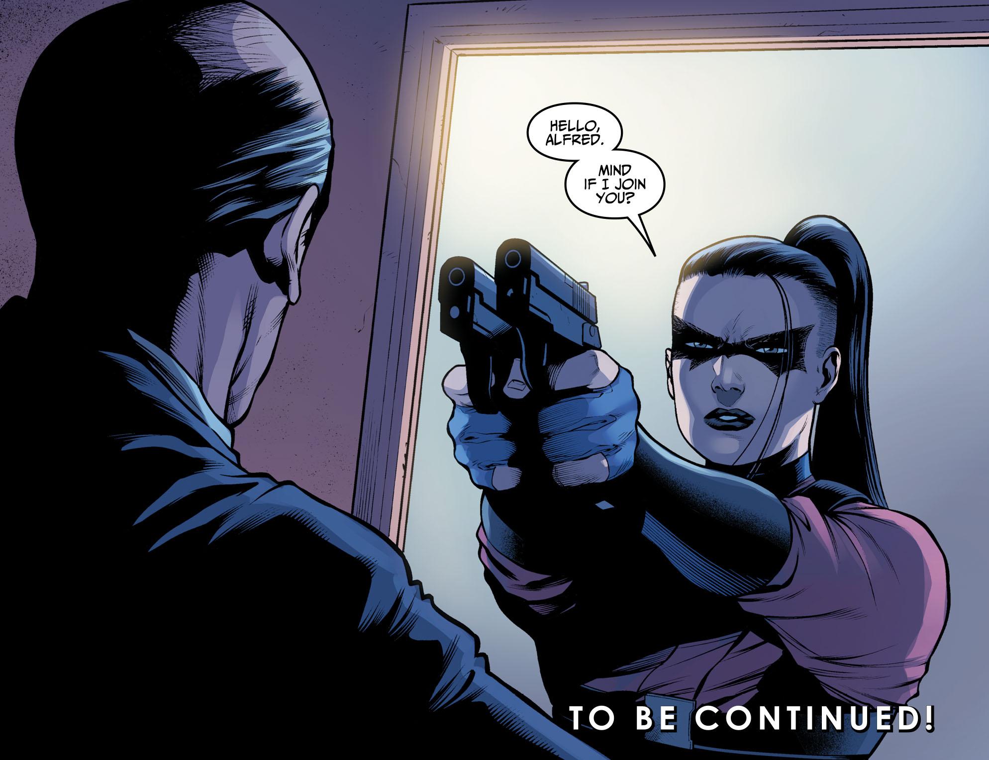 Athanasia Al Ghul Shot Catwoman (Injustice II) | Comicnewbies