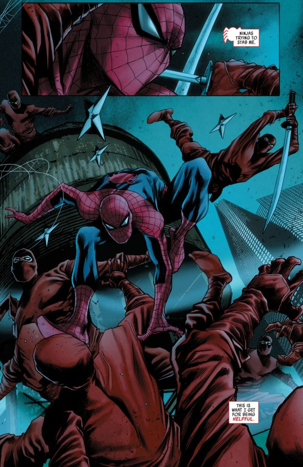 avenging spider-man #6