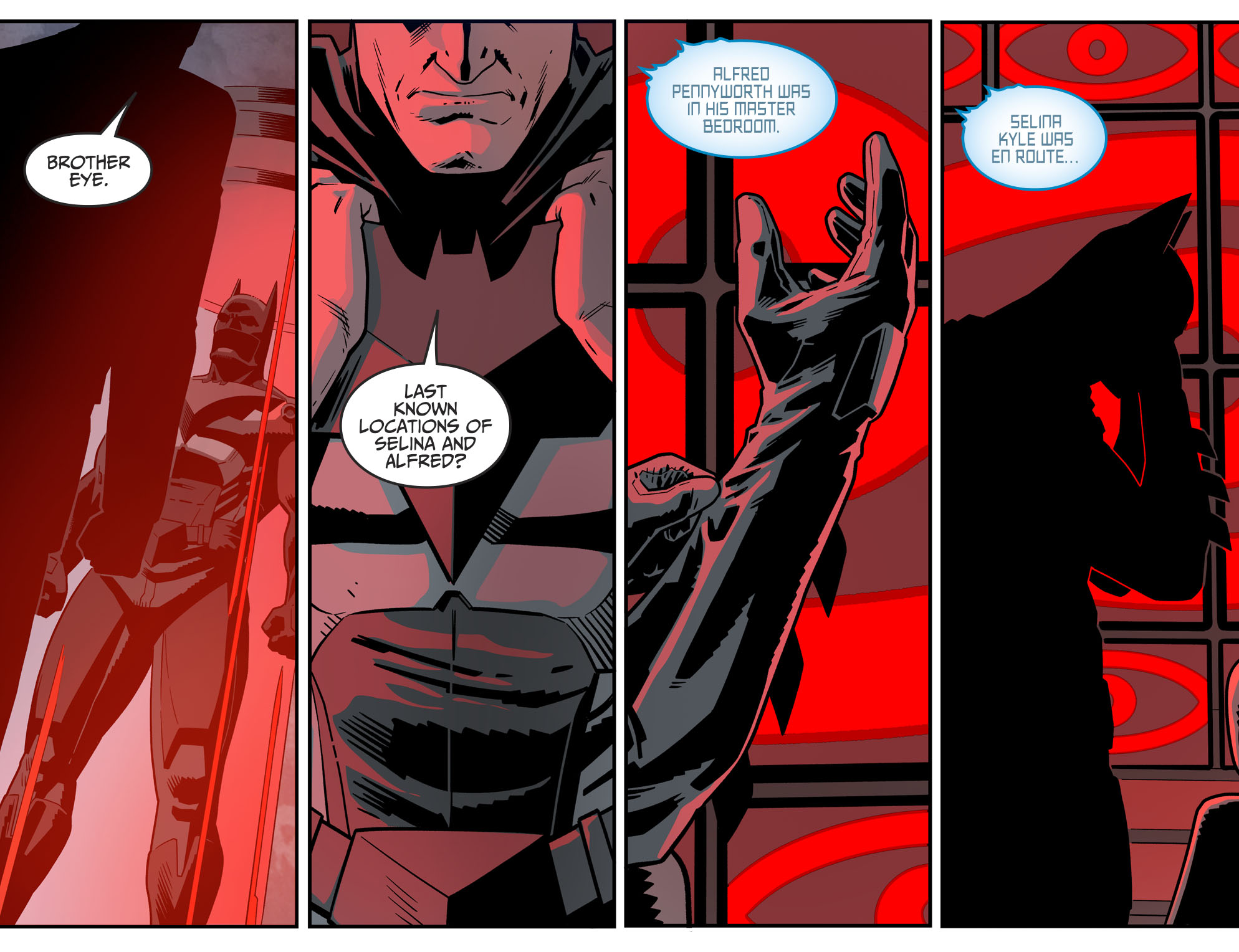 Batman Loves Alfred More Than Catwoman (Injustice II ...