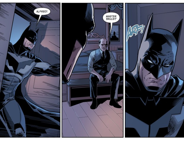 Batman Loves Alfred More Than Catwoman (Injustice II)