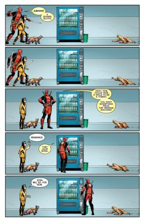 Deadpool And Honey Badger VS Zombie Animals