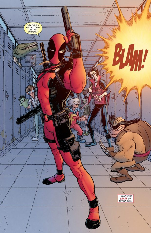 Deadpool (Avenging Spider-Man #12)