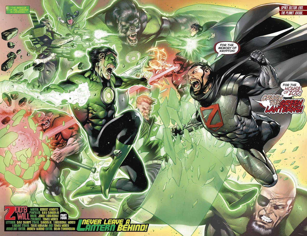 Green Lantern K...