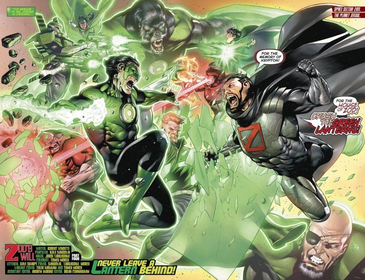 Revenge X Storm Green