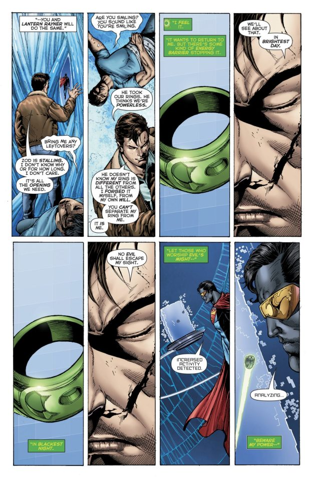 Hal Jordan's Green Lantern Ring Is A Part Of Him
