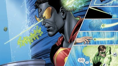 Hal Jordan's Green Lantern Ring Is A Part Of Him