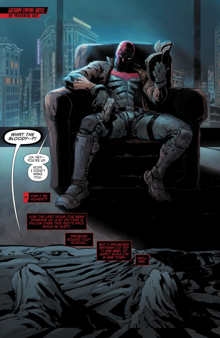 Red Hood (Red Hood And The Outlaws Vol 2 #20)