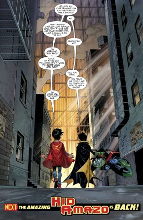 Robin And Superboy (Supersons #14)