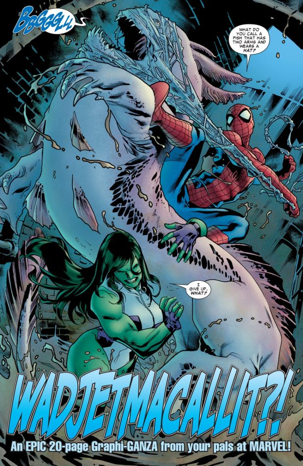 She-Hulk (Avenging Spider-Man #7)