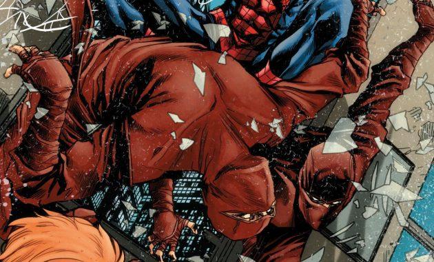 Spider-Man VS A Hand Ninja (Avenging Spider-Man #6)
