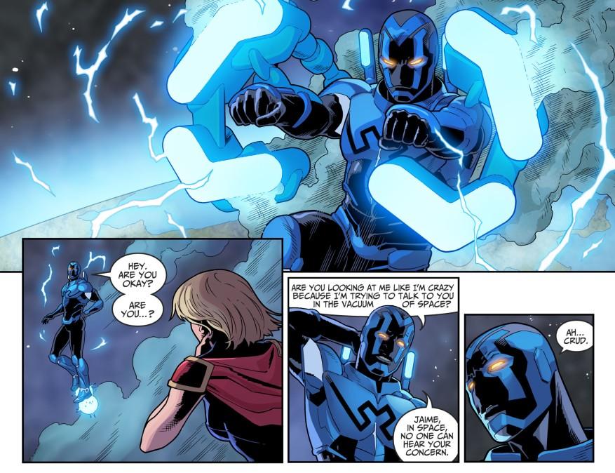 Supergirl VS Amazo (Injustice II)