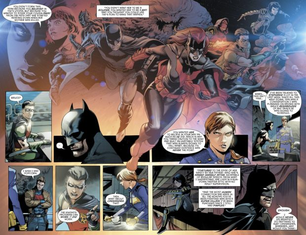 The Trial Of Batwoman