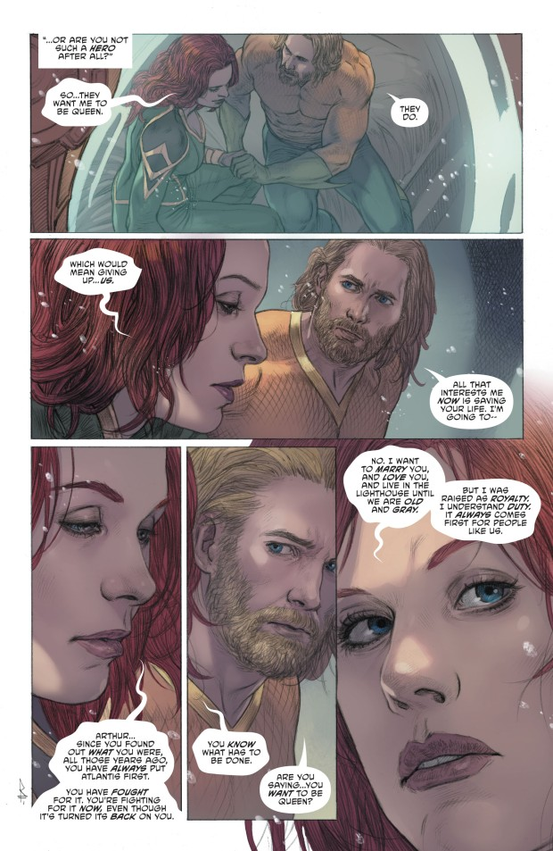 Why Mera Is Going To Be Queen Of Atlantis