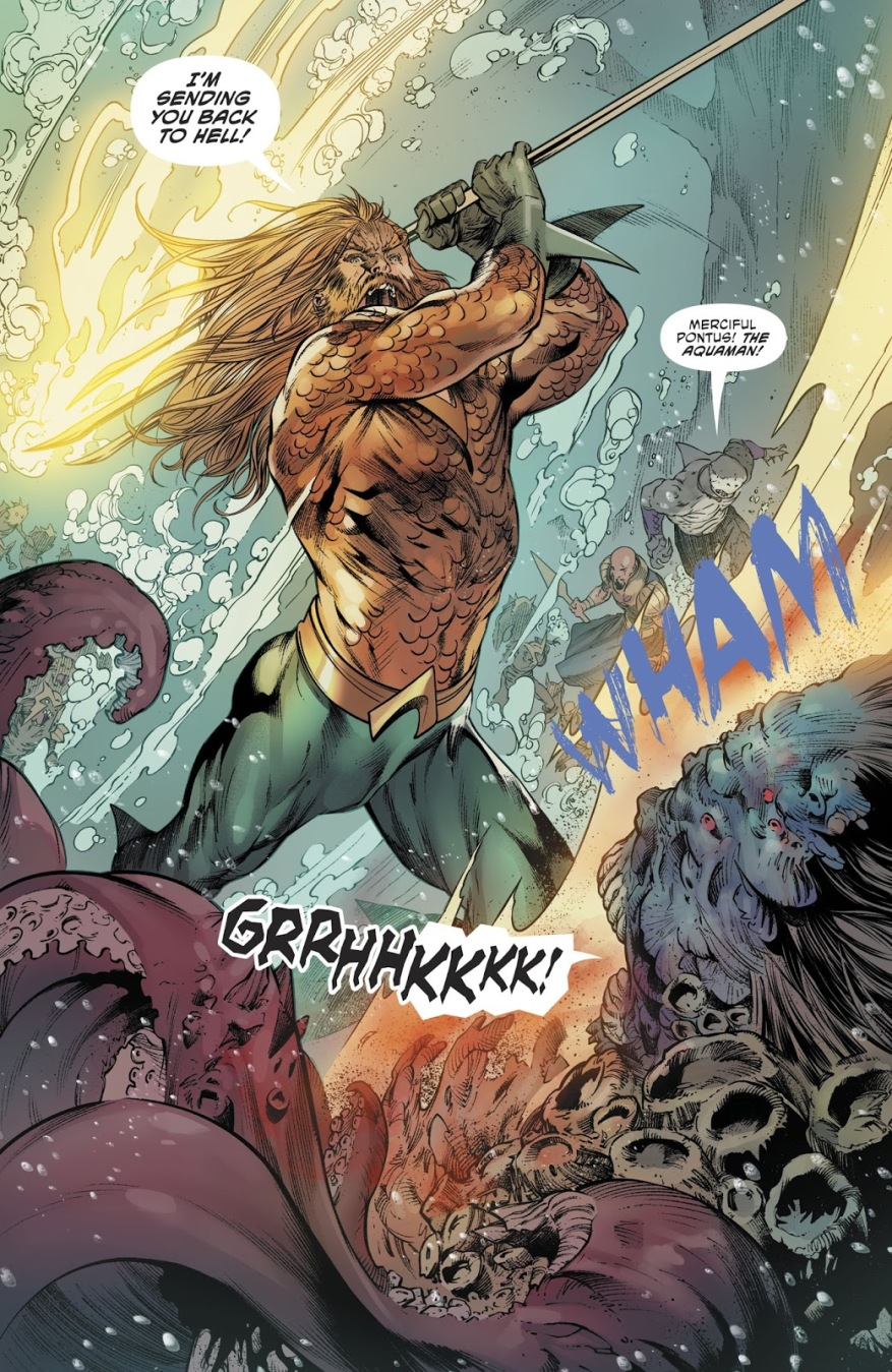 Aquaman Vol 8 #35