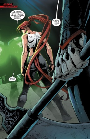 From – Red Hood and the Outlaws Vol. 2 #20
