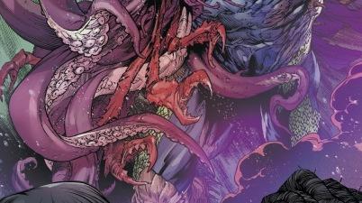 Corrupted Corum Rath (Aquaman Vol 8 #35)