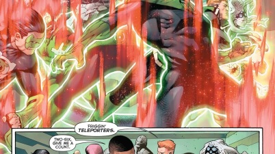 Darkstars Can Easily Kill Green Lanterns