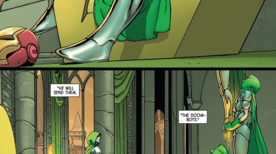 Doctor Doom (Old Woman Laura)
