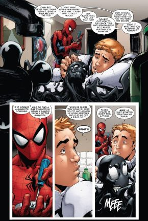 Flash Thompson Loves The Venom Symbiote